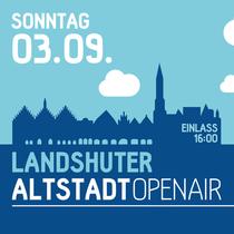 Bild Veranstaltung Landshut Altstadt Open Air 2017