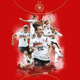 Image Event: DFB Frauen-Nationalmannschaft
