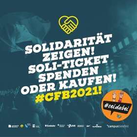 Image Event: Retterticket Campus Festival Bielefeld