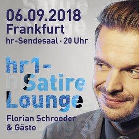 Bild Veranstaltung: hr 1 Satire Lounge