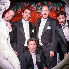 Image Event: Die Comedian Harmonists