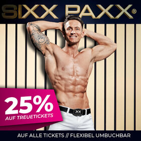 Image: SIXX PAXX - Theater Berlin