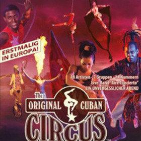 Image: The Original Cuban Circus