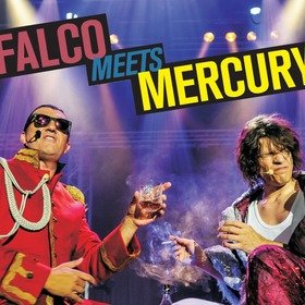Bild: Die Rock Show - FALCO meets MERCURY