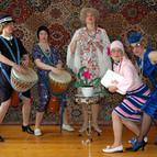 Bild Veranstaltung: Trude - Comedy und Percussion