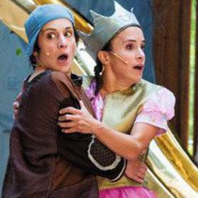 Image: Das tapfere Schneiderlein und die mutige Prinzessin