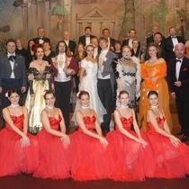 Bild: Mitglieder des Gala Sinfonie Orchester Prag präsentieren: Zauber der Operette - Eine Wiener Operettengala