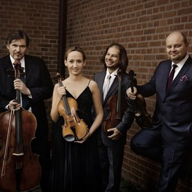 Image Event: Szymanowski Quartett