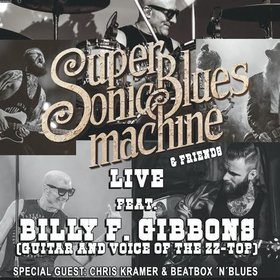 Bild: Supersonic Blues Machine