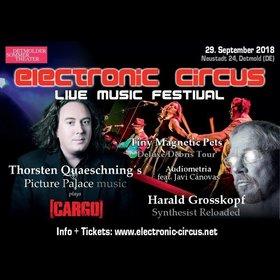 Bild Veranstaltung: Electronic Circus - Live Music Festival