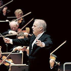 Bild Veranstaltung: Daniel Barenboim mit dem West-Eastern Divan Orchestra
