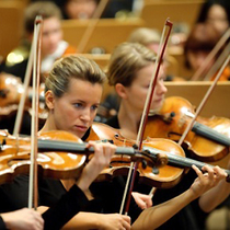 Bild: Sinfoniekonzerte 2016/17 - Jenaer Philharmoniker
