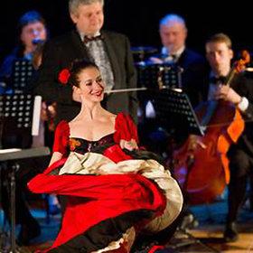 Bild Veranstaltung: Die große Gala-Nacht der Operette