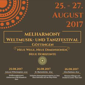 Bild Veranstaltung: Melharmony Weltmusik- und Tanzfestival