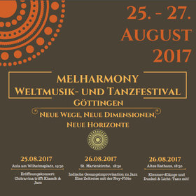 Bild: Melharmony Weltmusik- und Tanzfestival