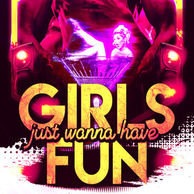 Image: Girls just wanna have fun!