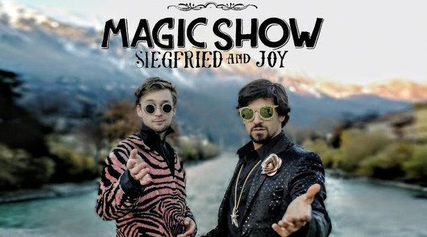 Siegfried & Joy - Zaubershow