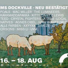 Image: MS Dockville Festival