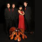 Bild: Saitenspiel: Dover Quartet - Haydn, Ludwig, Schubert