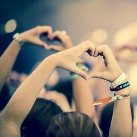 Bild: Mini-Rock-Festival