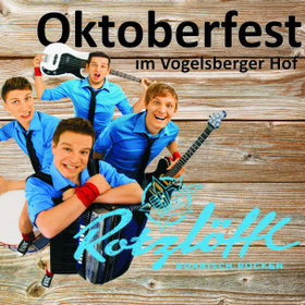 Bild: Oktoberfest im Vogelsberger Hof