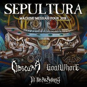 Bild Veranstaltung: SEPULTURA