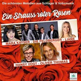 Image Event: Ein Strauss roter Rosen