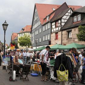 Image: Fürther Grafflmarkt