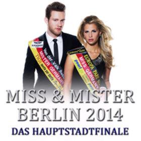 Image: Miss & Mister Berlin 2014