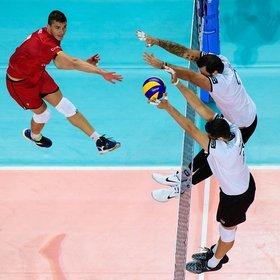Image: Herren Volleyball-Nationalmannschaft