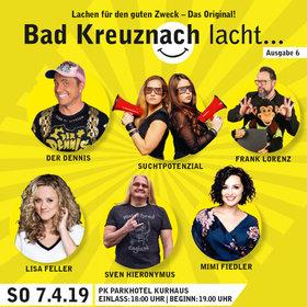 Bild Veranstaltung: Bad Kreuznach lacht - Lachen für einen guten Zweck