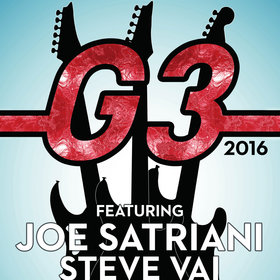 Image: G3 feat. Joe Satriani, Steve Vai, The Aristocrats