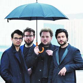 Image Event: Goldmund Quartett