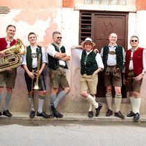 Bild: Die CubaBoarischen - und Ihre Freunde aus Havanna