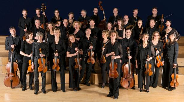 Bild: Kammerorchester Basel & Piotr Anderszewski (Klavier); Baptiste Lopez (Leitung)