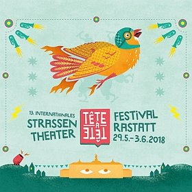 Image: Internationales Straßentheaterfestival tête-à-tête