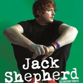 Bild Veranstaltung: Jack Shepherd - The Ed Sheeran Experience