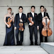 Bild: Saitenspiel: Schumann Quartett - Mozart, Schnittke, Schubert