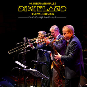 Bild: 46. Internationales Dixieland Festival Dresden