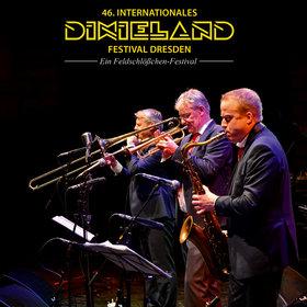 Bild: 46. Internationales Dixieland Festival Dresden