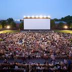 Bild: Open Air Kino Nächte - Schloss Gottesaue