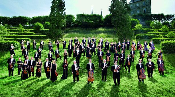 Bild: Barockkonzert mit dem Orchester