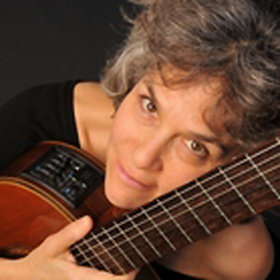 Image: That Ol' Devil Moon - acoustic concert by Deborah Weitzman
