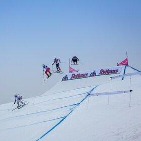 Image Event: Audi FIS Ski Cross Weltcup Feldberg