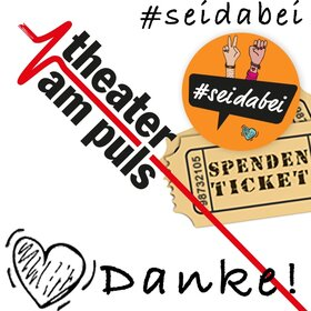 Image: Spenden-Ticket - theater am puls