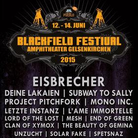 Bild: Blackfield Festival 2016
