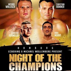 Bild Veranstaltung: Night of the Champions