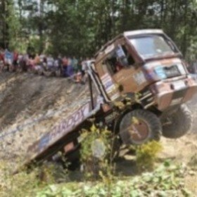 Image: Truck Trial Europameisterschaft