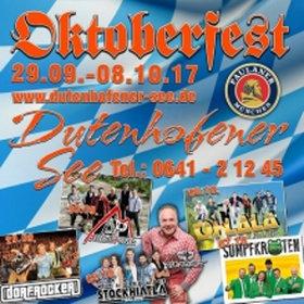 Bild Veranstaltung: Oktoberfest am Dutenhofener See