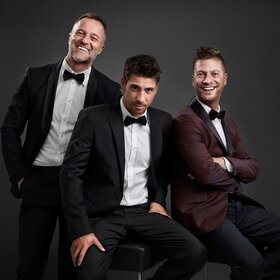 Image: The Italian Tenors